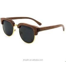 popular wholesale sport design handicrafts wood sunglasses