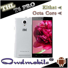 thl Mobile Phone T6 PRO with 5.0inch MTK6592 Octa-core Android 4.4OS 1GB RAM 8GB ROM 8MP 2MP Camera