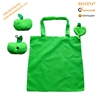 cheap eco-friendly 190T polyester folding shopping bag fold up reuseable bag