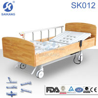 HOMECARE Wooden hospital bed,electric bed,patient bed,medical furniture SK012