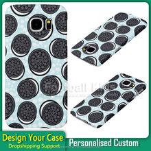 fashion design for Samsung Galaxy S6 Edge case custom printed mobile phone case