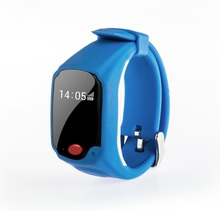 2015 UBLOX Chipset PT01 gps watch tracker for kids and senior citizen with waterproof real time location function