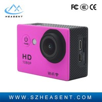 Sport Action Camera sj4000 With Remote Control Wifi Waterproof up to 30 meters hd mini sport dv 1080p manual