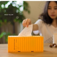 Decorative Container Tissue Box Cover for kids