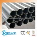 tubería de acero de 600 mm peso de la tubería de acero inoxidable 304L