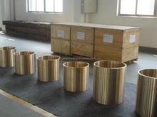 hot forging precision bronze bushing