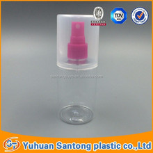 100ml, 120ml PET Cosmetic Spray Bottles with Overcap