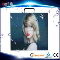 led display screen replacement led tv screen outdoor led advertising screen price