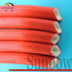 High Temperature Flexible Rubber Coated Insulation Pipe