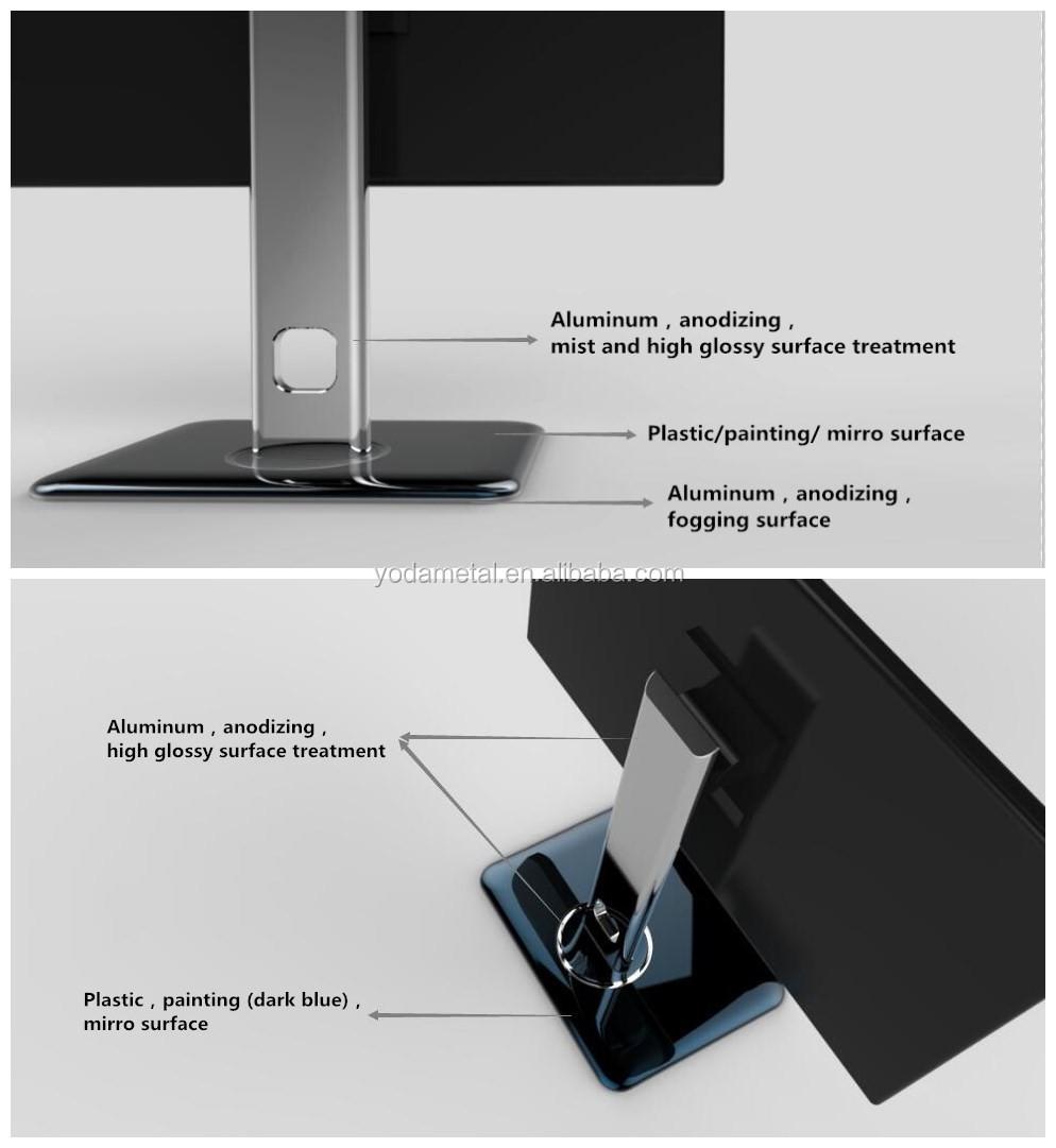 현대 거실 TV 스탠드 높은 광택 표면 처리-기타 금속 가구 -상품 ID ...