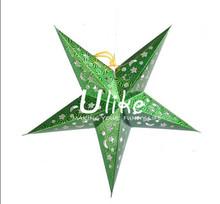New product good quality outdoor decoration handmade star lantern