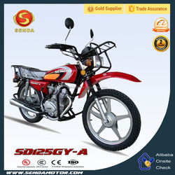 2015 New Style High Quality Dirt Bike SD125GY-A