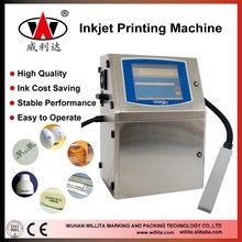 WLD-520 ink jet printing machinery of automatic screen printer