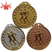 2014 factory Custom gold silver copper bronze medal metal medals