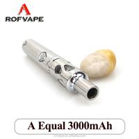 Hot!!Evod/Evod Mini ego blister starter kit electronic hookah pen wholesale cigarette with 3000Mah Power from Rofvape