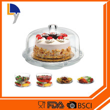 Hot new products for 2015 made in China ningbo cake stand