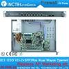 Internet Router ROS 8 Gigabit Flow Control Router Mikrotik With E3 1230 V2 CPU Intel 1000M 6 82583V 2 Gigabit 82580DB Fiber