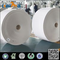 Recycled mixed pulp 300 gsm paper duplex board