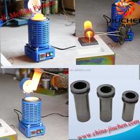 110V Digital Melting Furnace Kiln for Refining Gold Silver Alloy