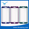 Shining Color Curved edge full cover wholesale cell phone accessories china tempered glass screen protector for samsung s6 edge