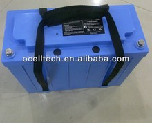 Rechargeable lifepo4/lithium battery 48V40Ah for Electric boat, E-scooter, E-motor