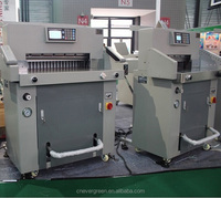 China factory guillotine for sale,automatic ideal paper guillotine machine