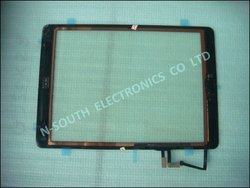 Brand New and Grade A touch screen+home button+adhesive for apple ipad a1474 a1475 821-1799-a black