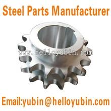 ASA standard driven chain idler sprocket/bearing bore sprocket