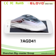 IPS picture 3D naked-eye tablet PC built-in 3g call function AllwinnerA20 quad core internal wifi and bluetooth