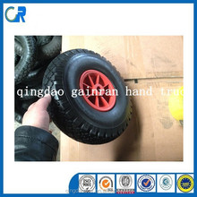 Made in China 10 inch plastic wheel