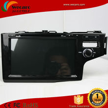 Wecaro HD 1024*600 Pure Android Car Dvd Player For Honda Fit Right