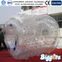 Inflatable Toys Style Water Roller Ball Giant Bubble Ball Water Park