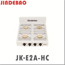 JK-E4A-HC cooker gas 4 burners oven grill