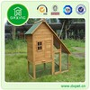 Used custom wooden pet product rabbit house Hutch With Run