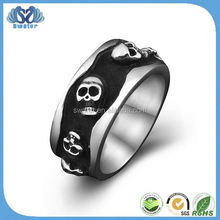 316L Stainless Steel Jewelry Ring Men