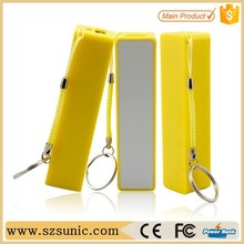 2012 good selling 5000 mah portable power bank