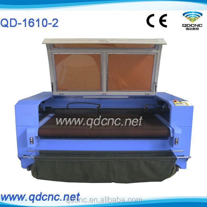 laser cutting fabric machine price