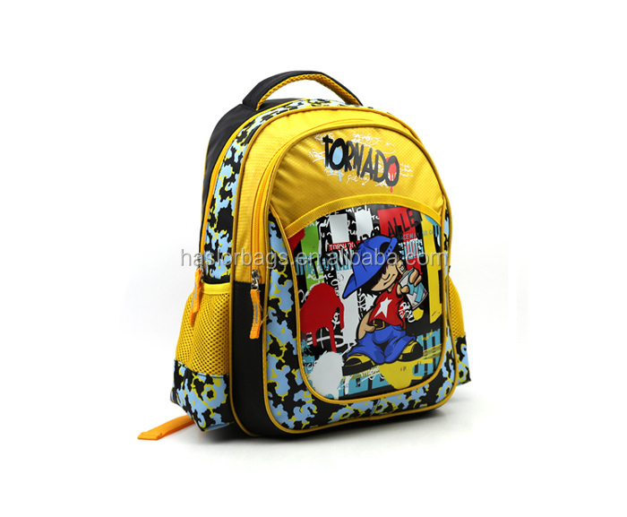 2015 gros enfants européenne pas cher sac à dos école pour enfants