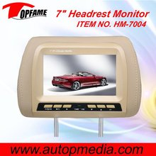 HM-7004 7inch headrest monitor