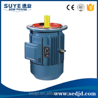 YD2 Series Three Phase Pole Changing Multi Speed Induction Motor