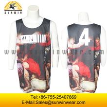 custom wholesale blank buy basketball jerseys online/basketball uniform
