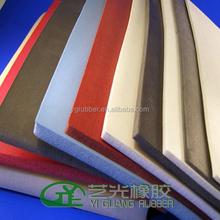 silicone foam rubber for heat press machine