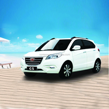 Chinese Cars Pure Electric Car AC Motor Golf Automobile SUV Vehicle