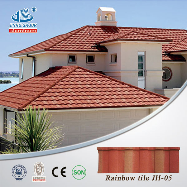 Export To Africa Stone Coated Metal Roofing Tiles Buy