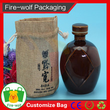 China Factory Supply Wine Bag, Wine Bottle Bag, Wine Tote Bag