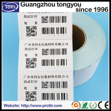 Premium thermal transfer paper for microwave oven label