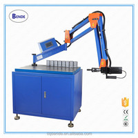 Metal Tube tire threading machine