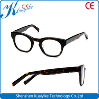 crystal lens glasses cool style reading glasses eyeglasses acetate