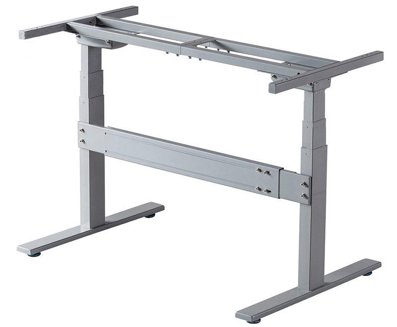 Executive Table Metal Design Motorized Desk Lift Height Adjustable Desk Leg
