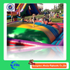Colorful hot Sale Inflatable Big Air Bag For Snowboard,Inflatable Jump Air Bag For Skiing
